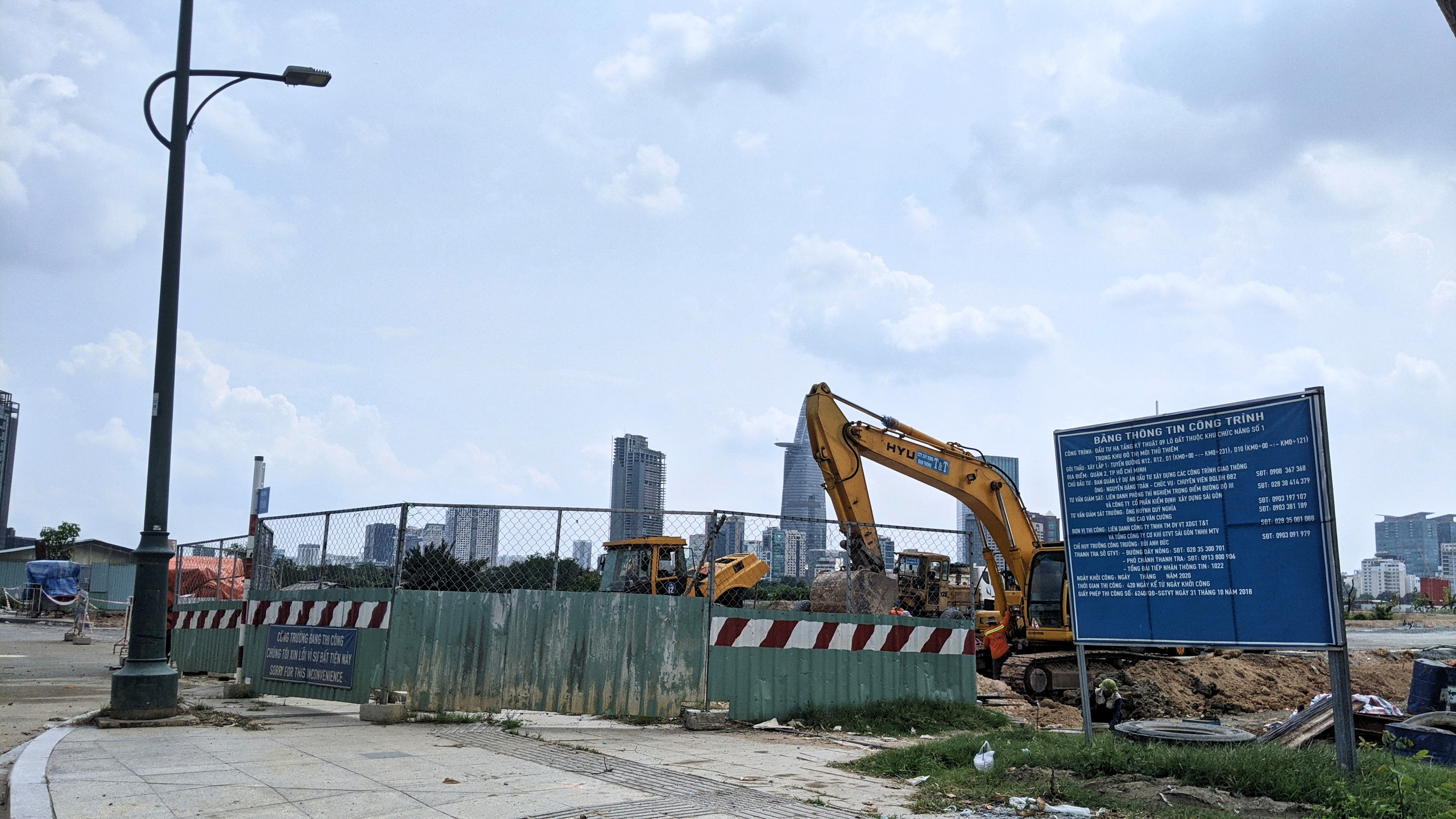 Những công trình kết nối TP Thủ Đức với bờ Tây sông Sài Gòn - Ảnh 15.