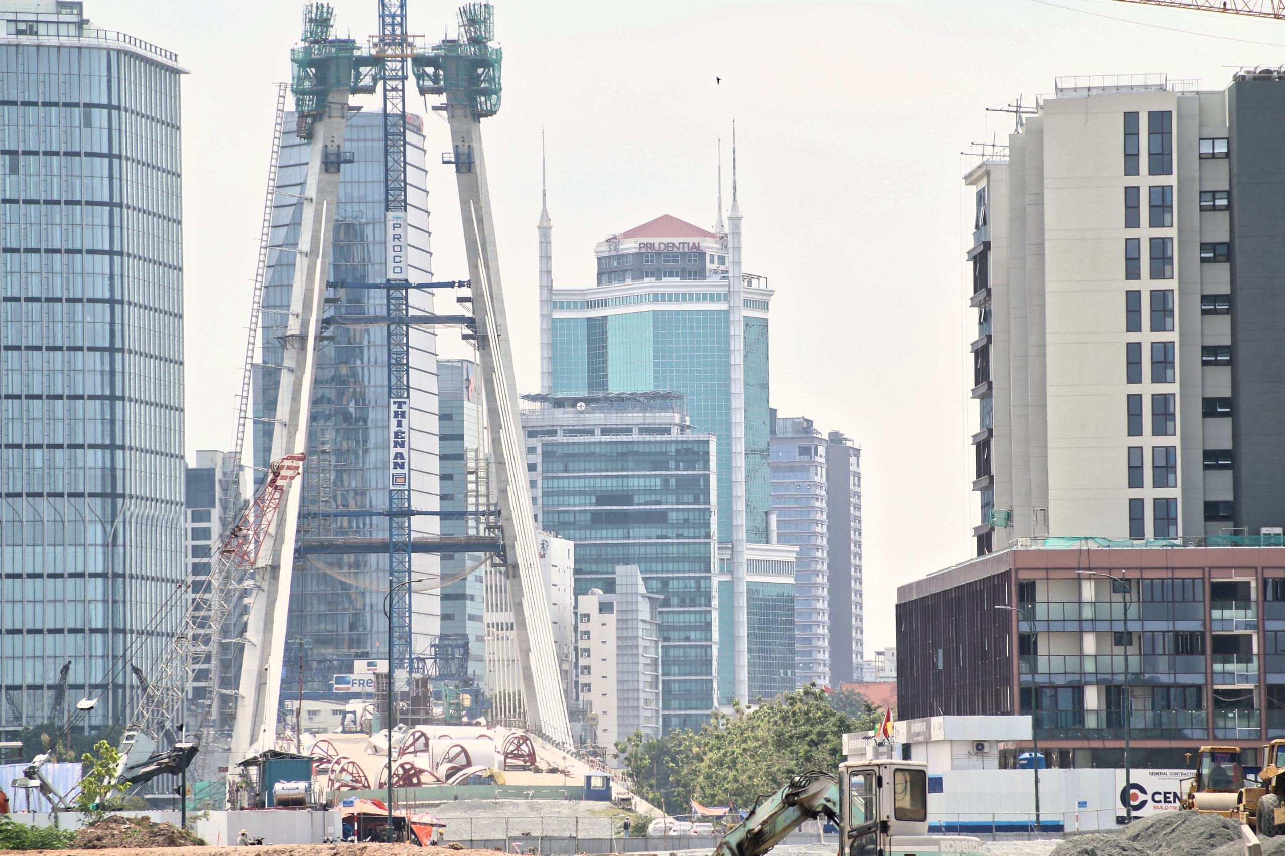 Những công trình kết nối TP Thủ Đức với bờ Tây sông Sài Gòn - Ảnh 16.