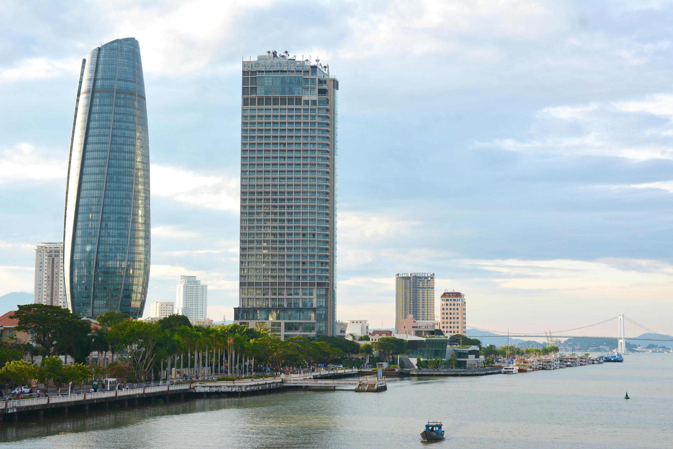 Hạ tầng ven sông Hàn Đà Nẵng hiện tại và trong tương lai - Ảnh 6.