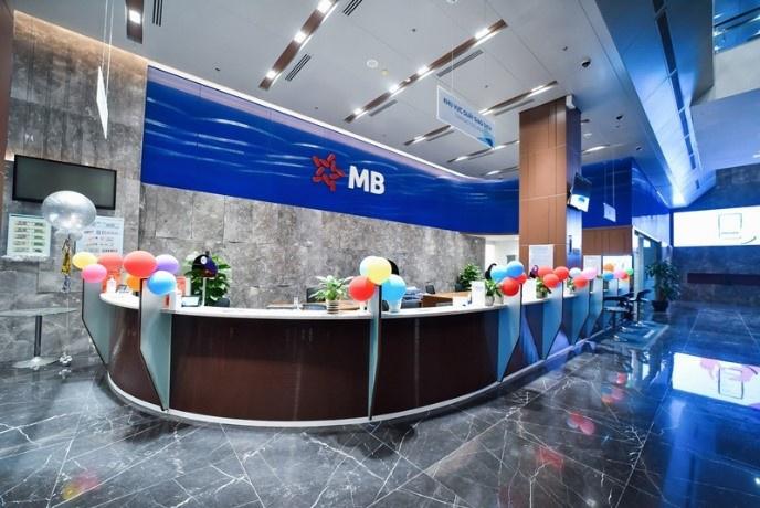 Thu ngoài lãi của MB tăng mạnh trong quý I/2021, nợ xấu tăng gần 30%   - Ảnh 1.