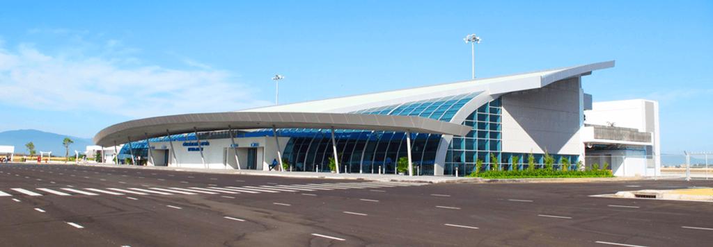 Cảng hàng không Tuy Hòa có thể chuyển thành cảng hàng không quốc tế - Ảnh 1.