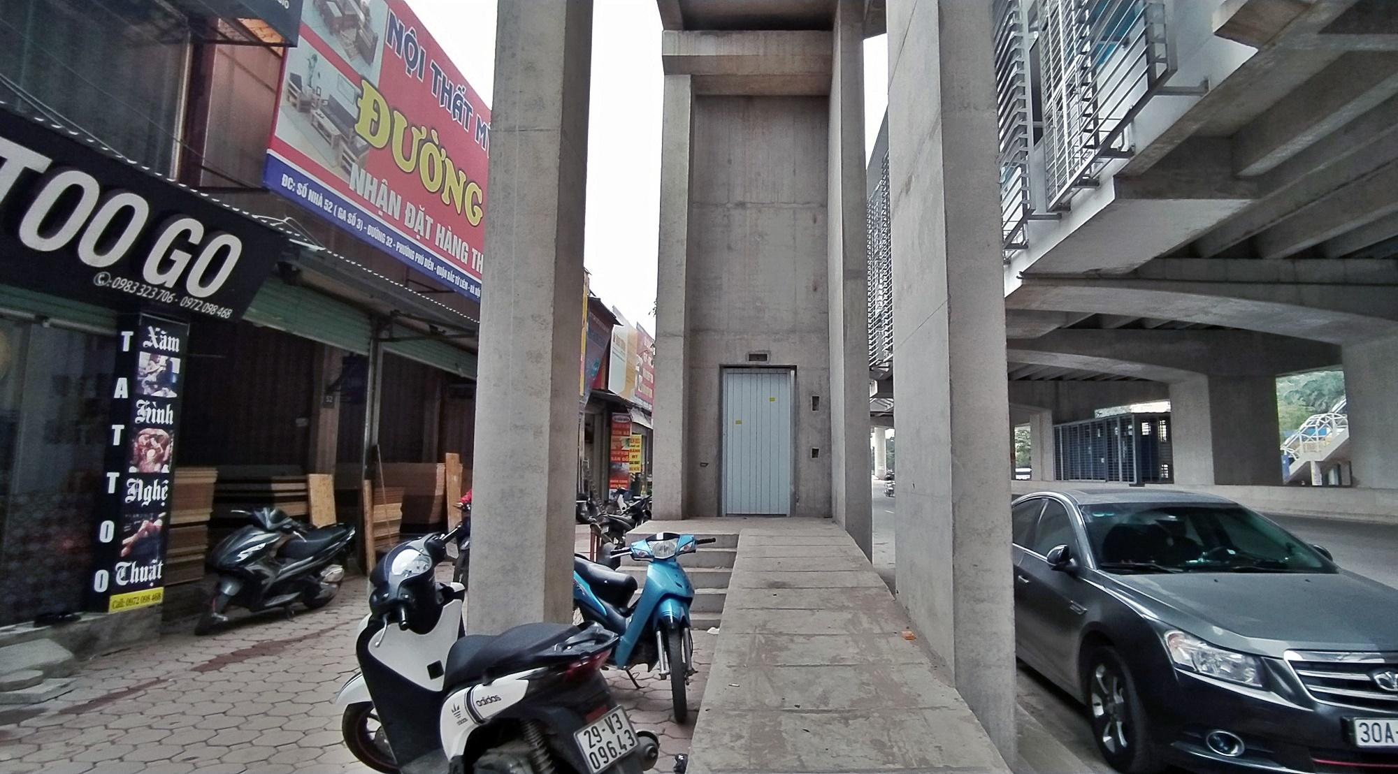 Hình ảnh đường sắt Nhổn - ga Hà Nội khi 'đến hẹn' vận hành đoạn trên cao - Ảnh 11.
