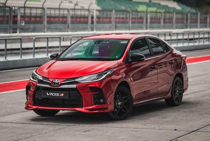 Bảng giá xe Toyota tháng 4/2021: Trả góp Vios 2021 từ 5,2 triệu đồng/tháng - Ảnh 1.