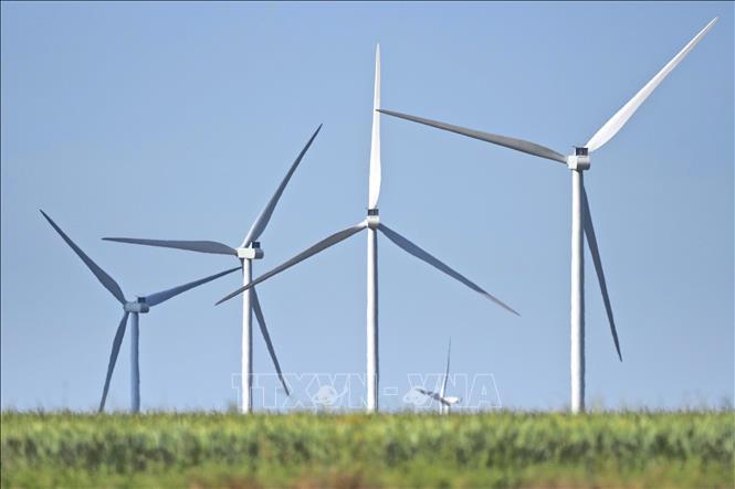 Năng lượng mặt trời, năng lượng gió đảm bảo gần 10% sản lượng điện - Ảnh 1.