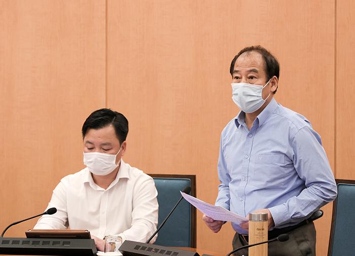 Hà Nội dự báo tiếp tục ghi nhận thêm những ca mắc COVID-19 mới - Ảnh 2.
