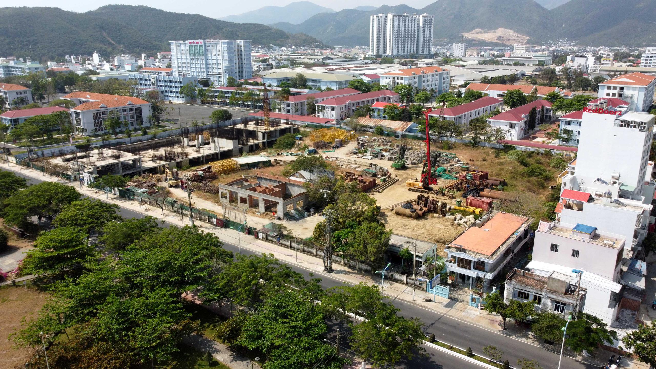 Thêm một khu đất vàng Nha Trang giao cho doanh nghiệp giá thấp - Ảnh 4.