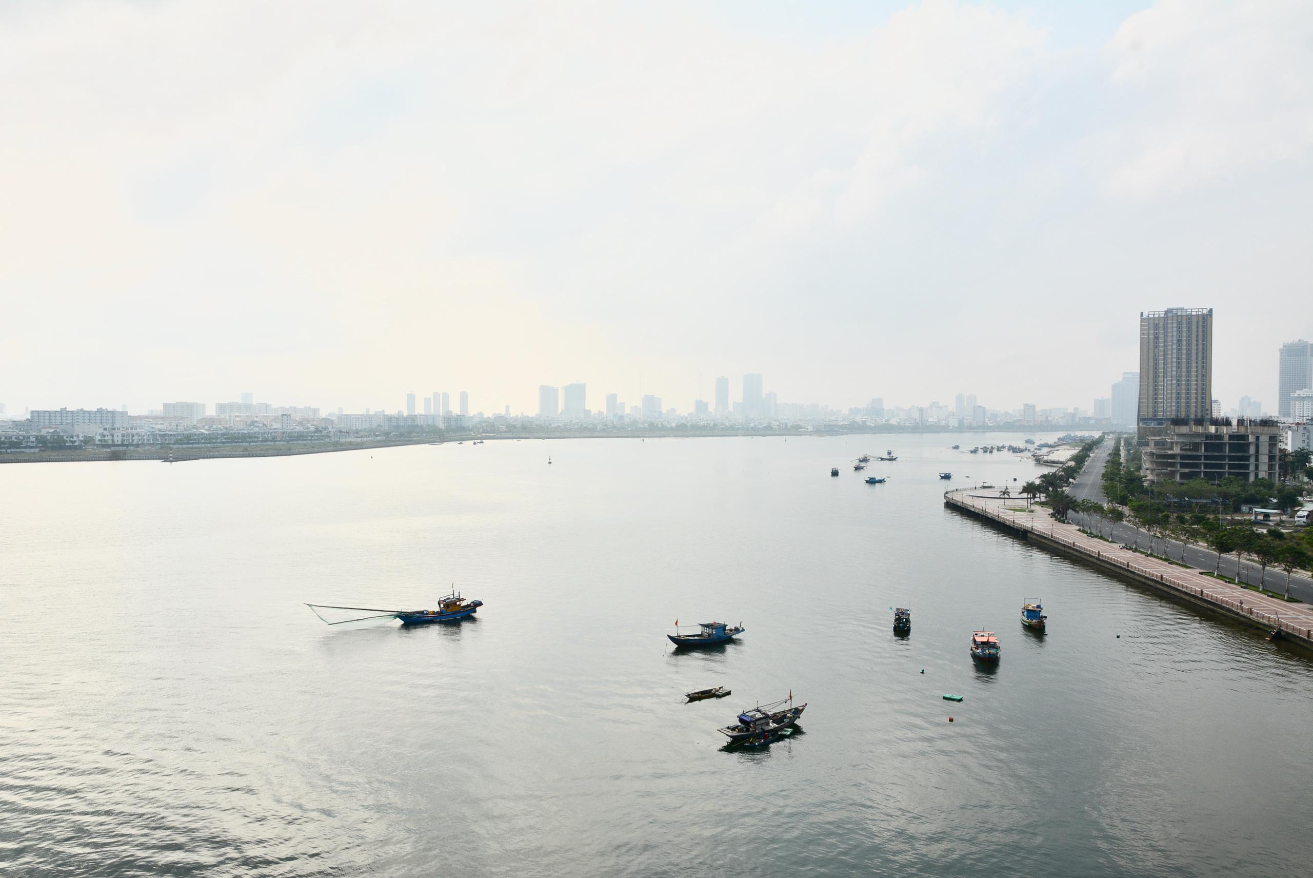 Dự án chung cư cao cấp bỏ hoang trên đất vàng mặt tiền sông Hàn Đà Nẵng - Ảnh 12.