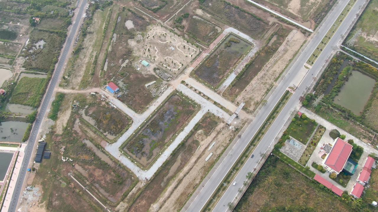 Hải Phòng thu hồi khu đô thị ở quận Đồ Sơn của Tổng Công ty 28 - Ảnh 1.