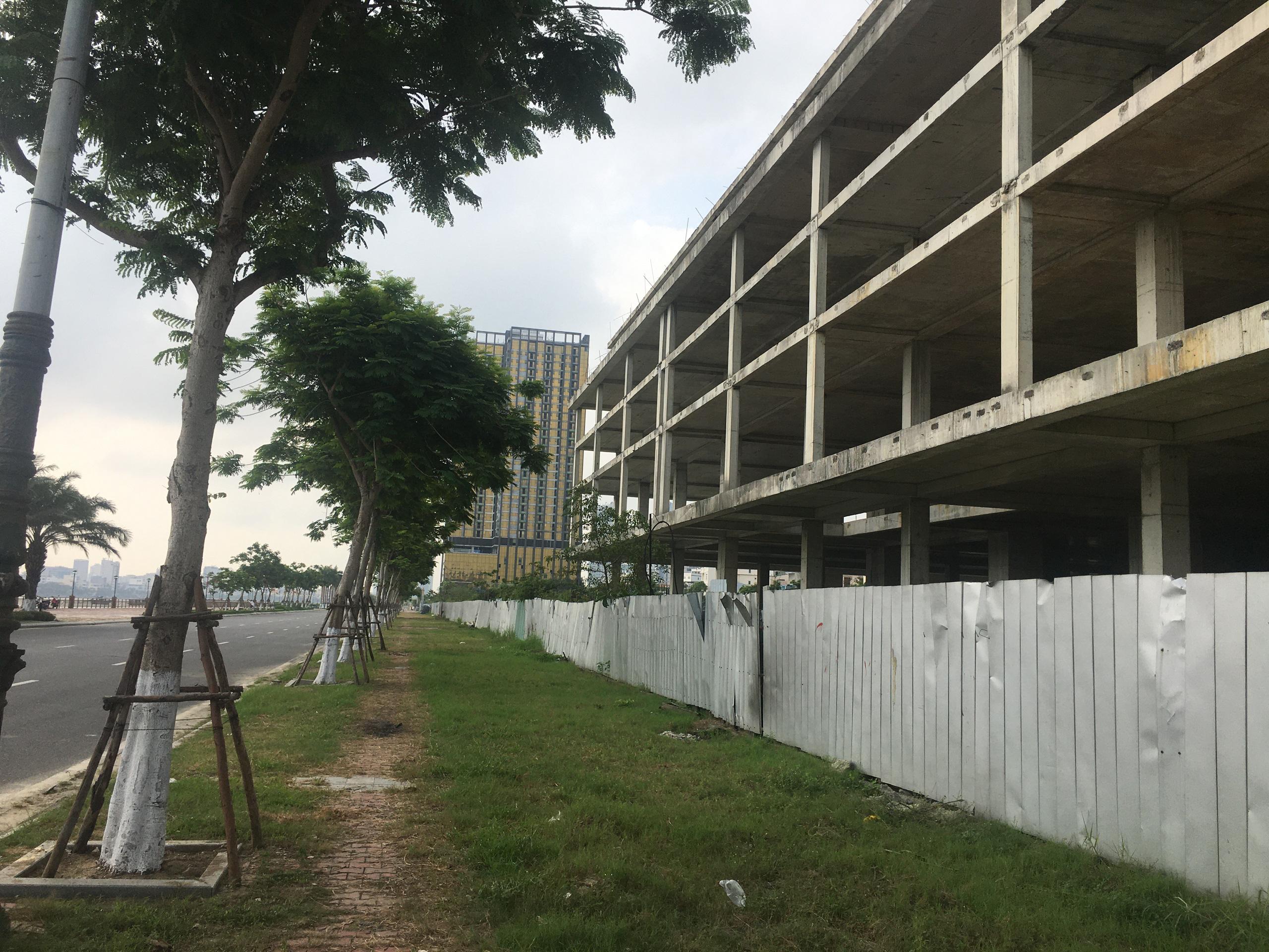 Dự án chung cư cao cấp bỏ hoang trên đất vàng mặt tiền sông Hàn Đà Nẵng - Ảnh 13.