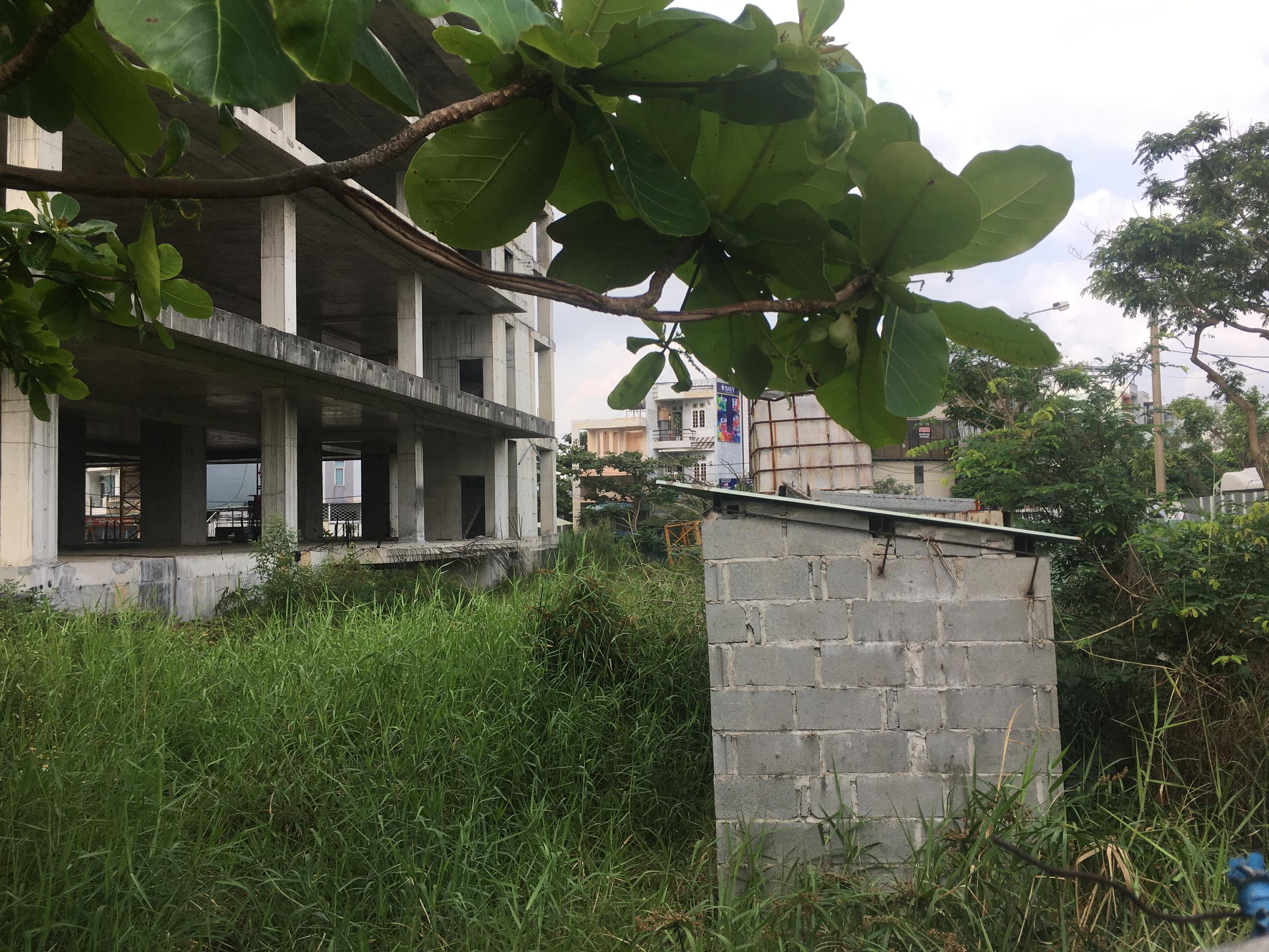 Dự án chung cư cao cấp bỏ hoang trên đất vàng mặt tiền sông Hàn Đà Nẵng - Ảnh 8.