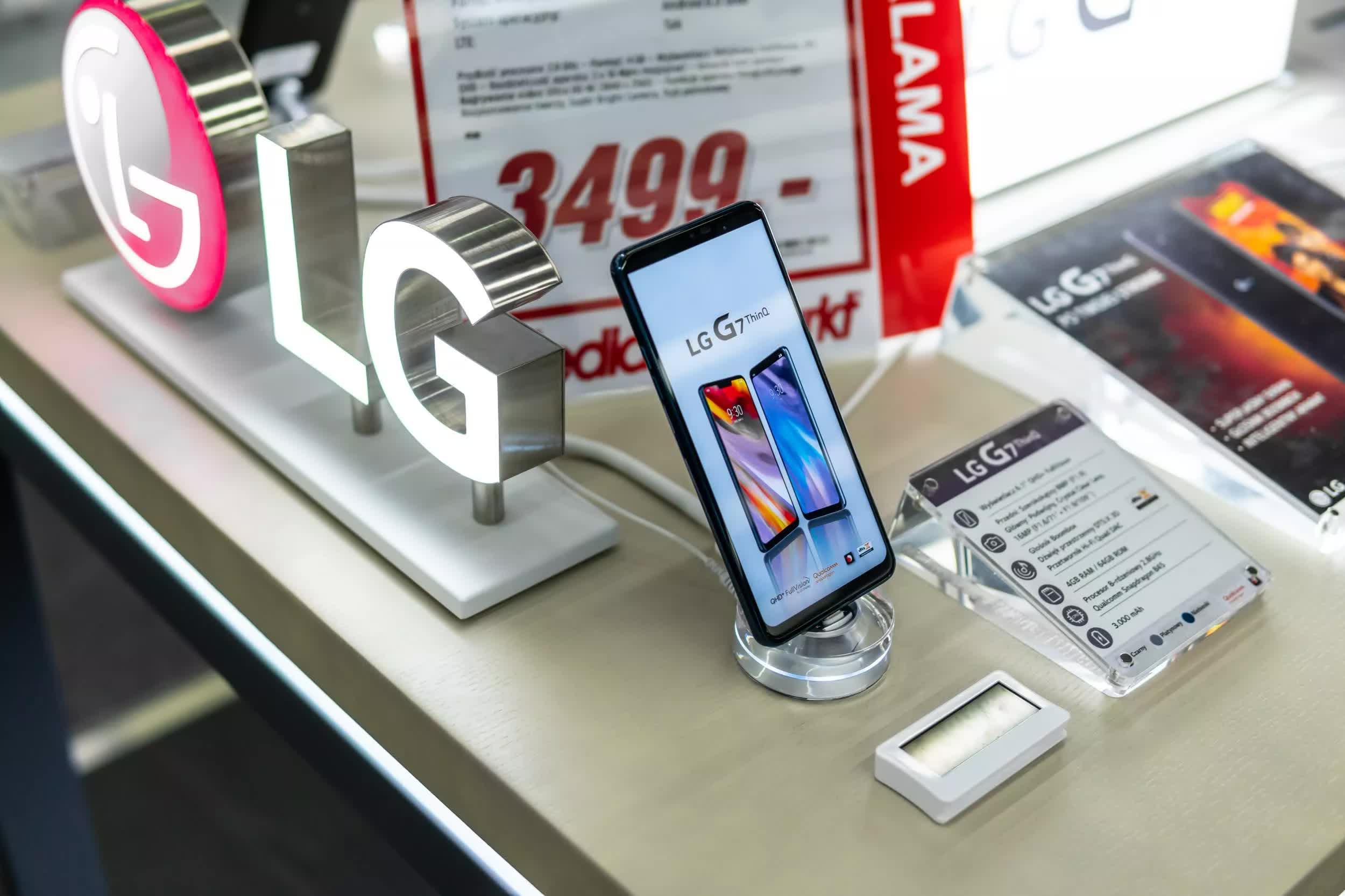 LG rút khỏi thị trường điện thoại thông minh, ai hưởng lợi? - Ảnh 1.