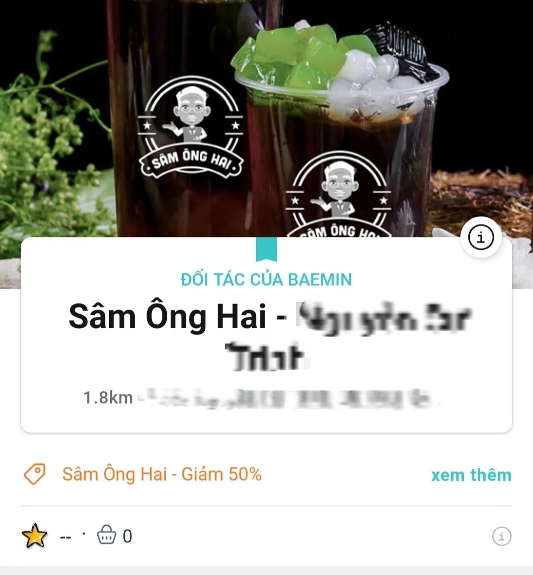 Shark Khoa mở tiệm bán nước sâm, hạ nhiệt cho Sài Thành - Ảnh 2.