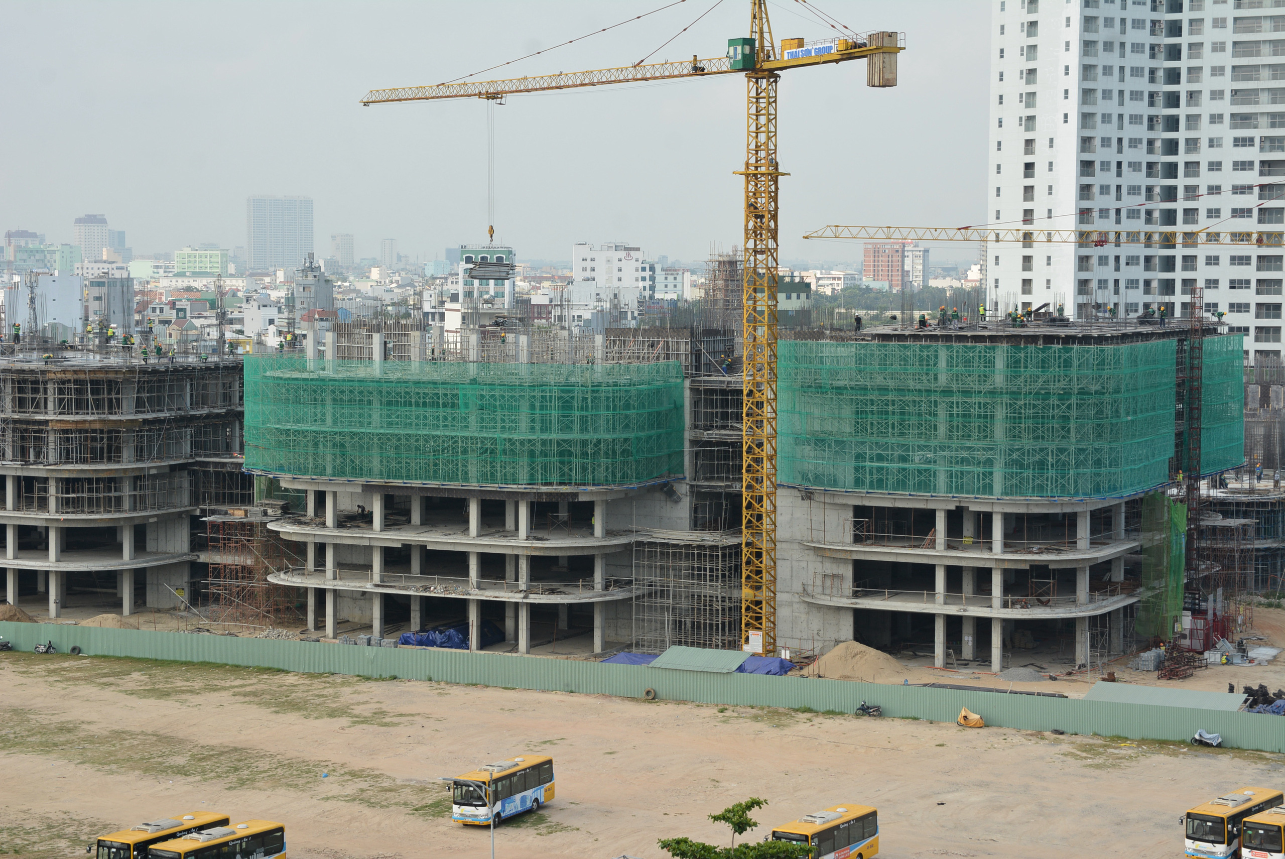 Dự án Khu công viên phần mềm số 2 hơn 700 tỷ đồng Đà Nẵng thành hình sau 5 tháng thi công - Ảnh 10.