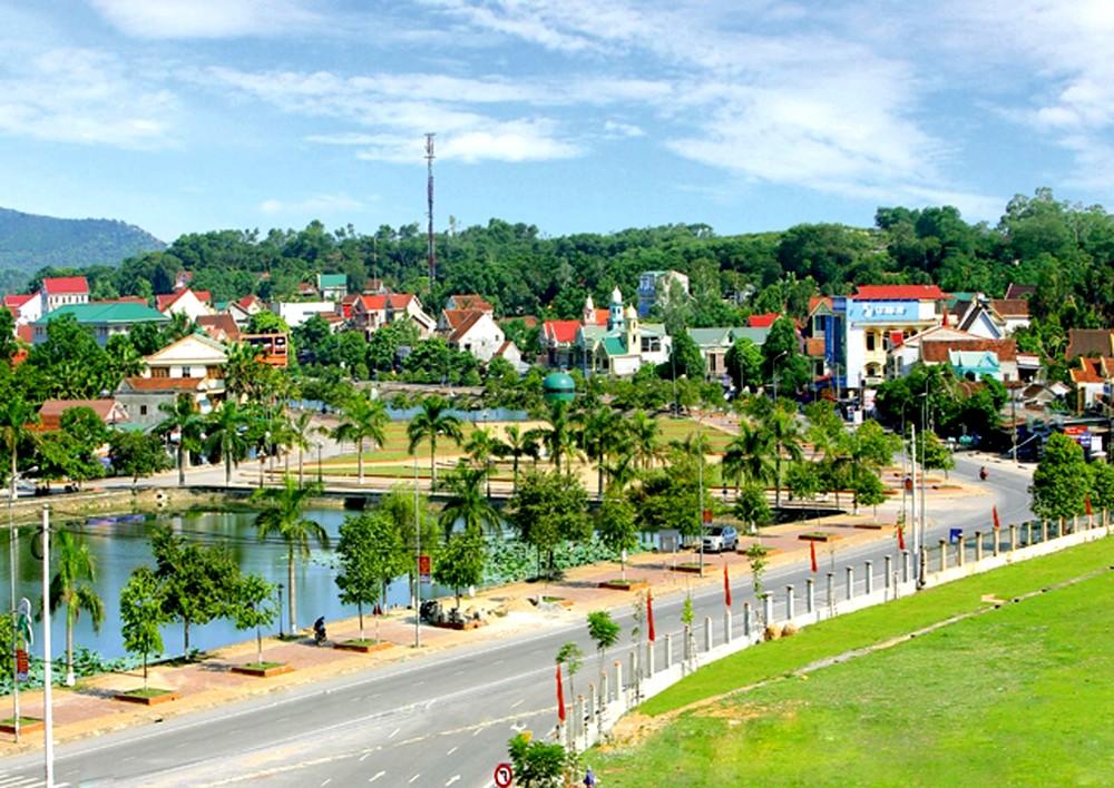 Nghệ An sẽ có khu đô thị 11 ha cạnh Quốc lộ 46A - Ảnh 1.
