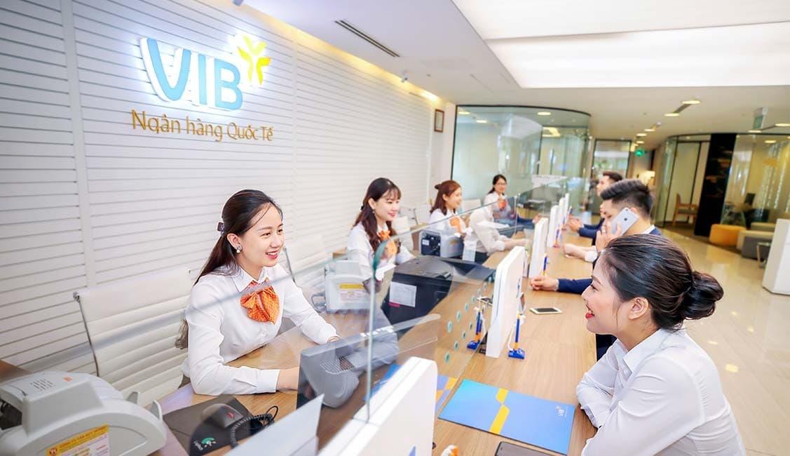 Lãi suất ngân hàng VIB mới nhất tháng 4/2021 - Ảnh 1.