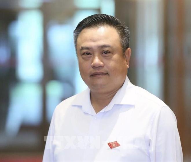Ông Trần Sỹ Thanh được bầu làm Tổng Kiểm toán Nhà nước - Ảnh 1.