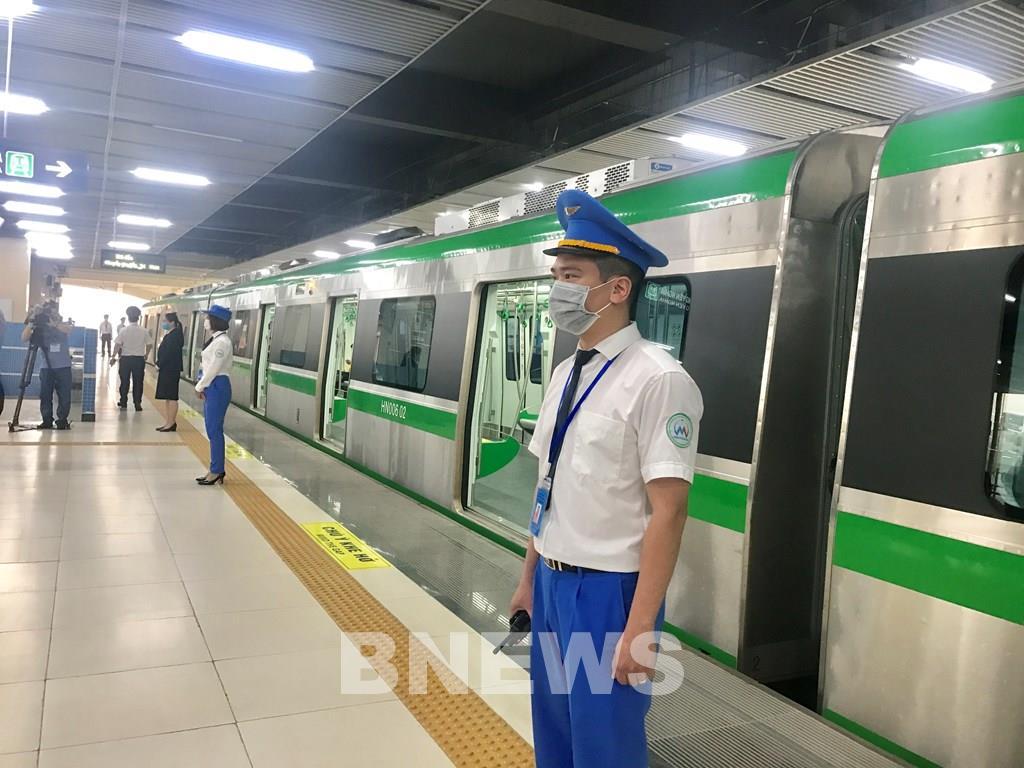 Dự án đường sắt đô thị Cát Linh – Hà Đông dự kiến vận hành thương mại ngày 30/4 - Ảnh 2.