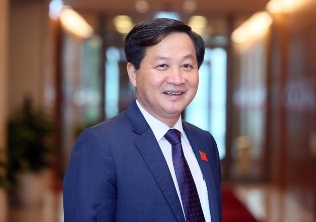 Ông Lê Minh Khái và Lê Văn Thành làm Phó Thủ tướng  - Ảnh 1.