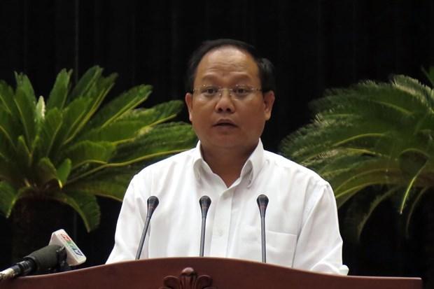 Khai trừ ra khỏi Đảng đối với ông Tất Thành Cang và ông Lê Văn Phước - Ảnh 1.
