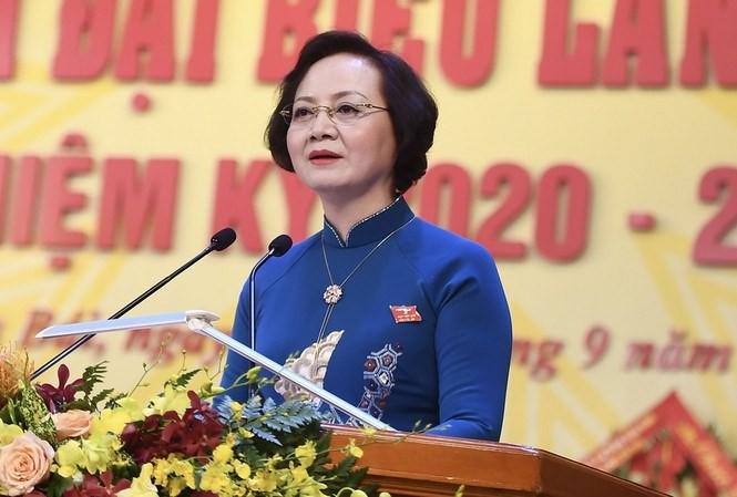 Trình phê chuẩn bổ nhiệm 12 bộ trưởng, trưởng ngành - Ảnh 4.