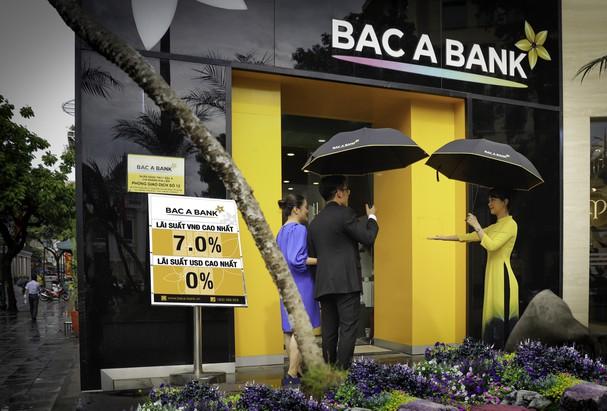 Bac A Bank đặt mục tiêu lợi nhuận tăng gần 20%, trả cổ tức 6,3% bằng cổ phiếu - Ảnh 1.