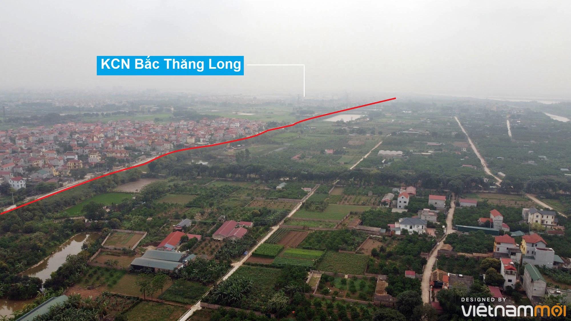Toàn cảnh hiện trạng Phân khu đô thị sông Hồng trên địa bàn huyện Đông Anh - Ảnh 5.