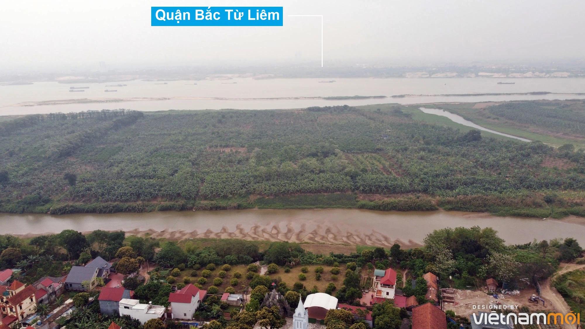 Toàn cảnh hiện trạng Phân khu đô thị sông Hồng trên địa bàn huyện Đông Anh - Ảnh 8.