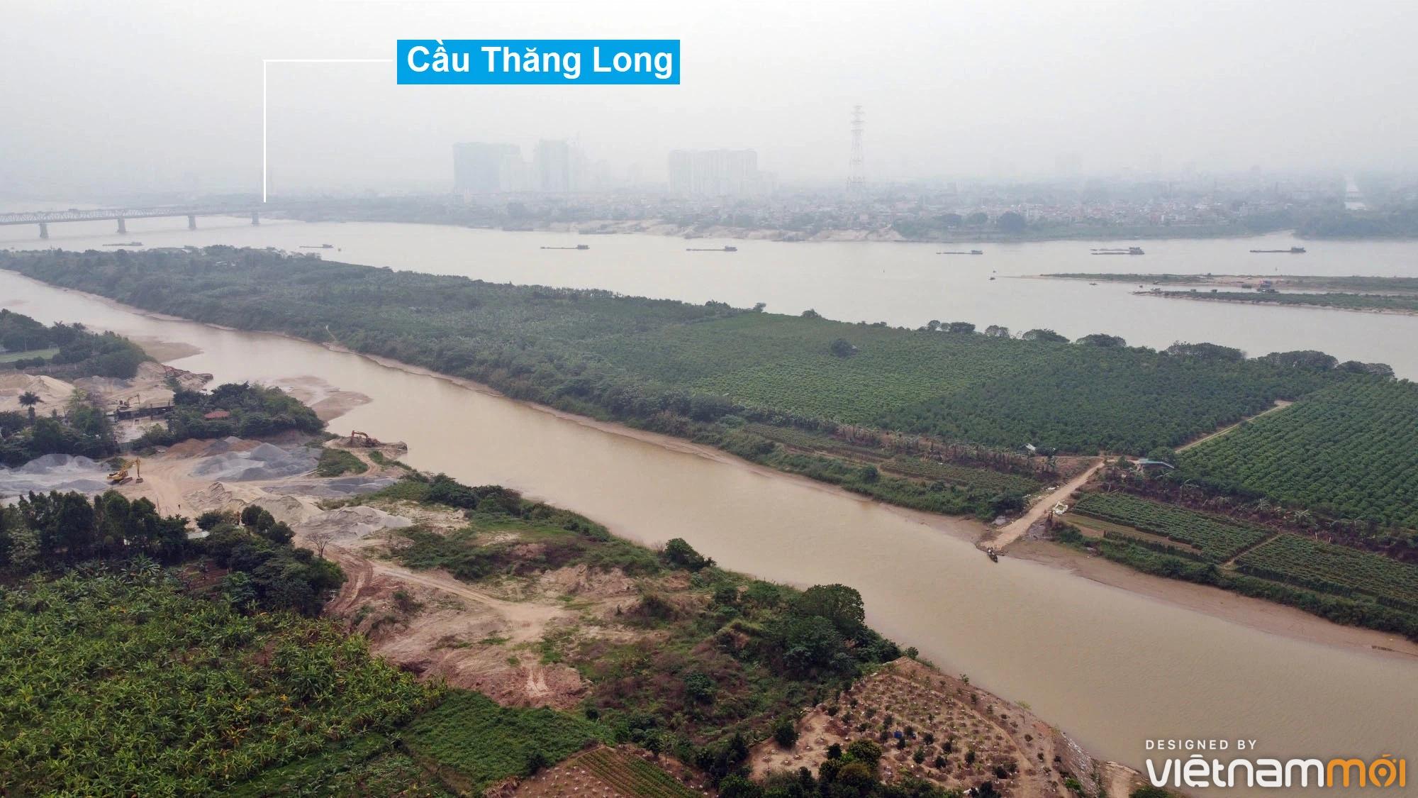 Toàn cảnh hiện trạng Phân khu đô thị sông Hồng trên địa bàn huyện Đông Anh - Ảnh 14.