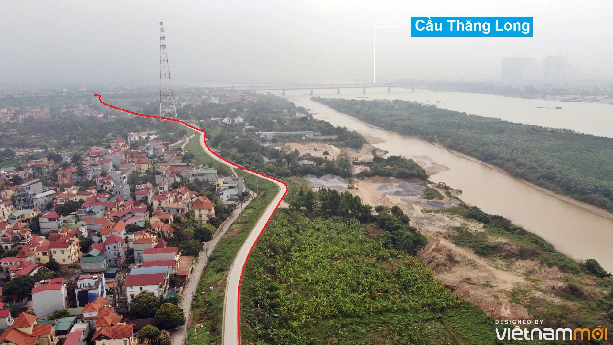 Toàn cảnh hiện trạng Phân khu đô thị sông Hồng trên địa bàn huyện Đông Anh - Ảnh 16.