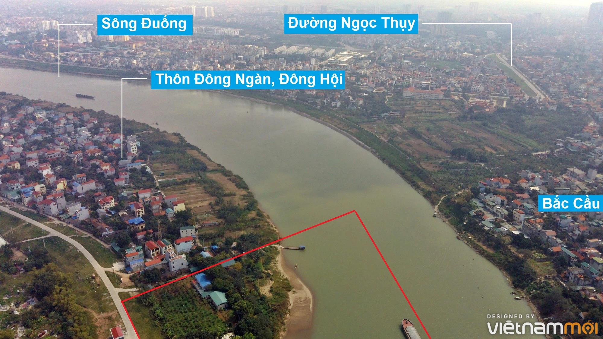 Toàn cảnh hiện trạng Phân khu đô thị sông Hồng trên địa bàn huyện Đông Anh - Ảnh 31.