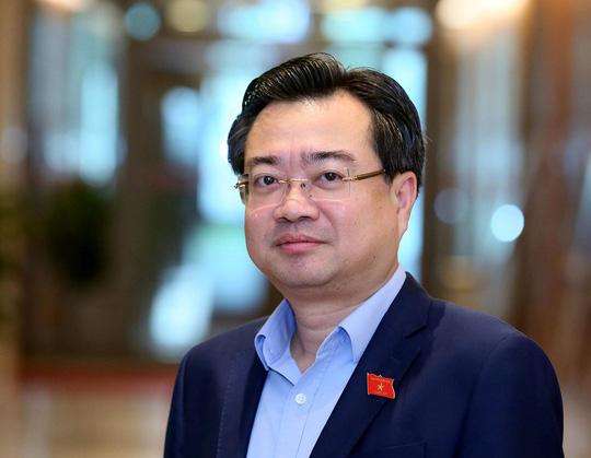 Ông Nguyễn Thanh Nghị - tân Bộ trưởng trẻ nhất của Chính phủ đương nhiệm - Ảnh 1.