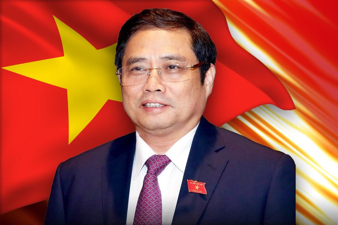 Thủ tướng Phạm Minh Chính là Phó Chủ tịch Hội đồng Quốc phòng và An ninh - Ảnh 1.