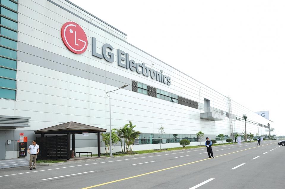 LG rao bán nhà máy tại Hải Phòng giá hơn 2.000 tỷ đồng - Ảnh 1.