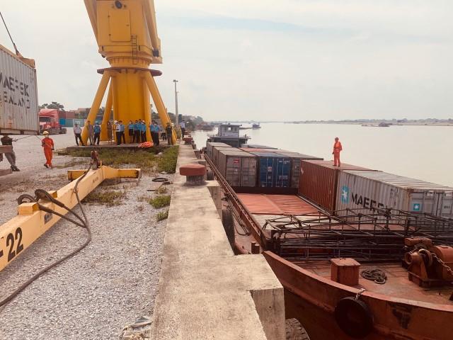 Bắc Ninh sẽ có khu cảng cạn và dịch vụ logistic gần 100 ha - Ảnh 1.