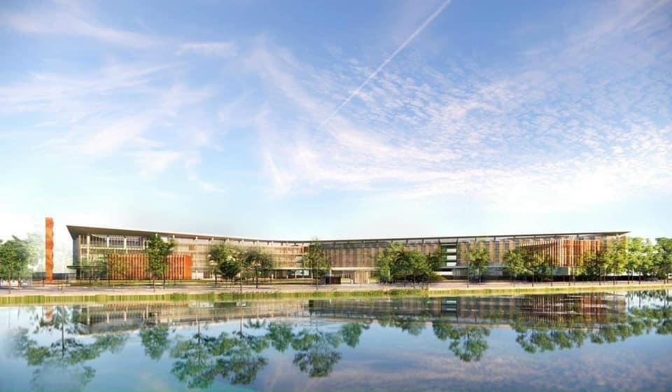 Ecopark sắp có trường quốc tế chuẩn Mỹ - Ảnh 1.
