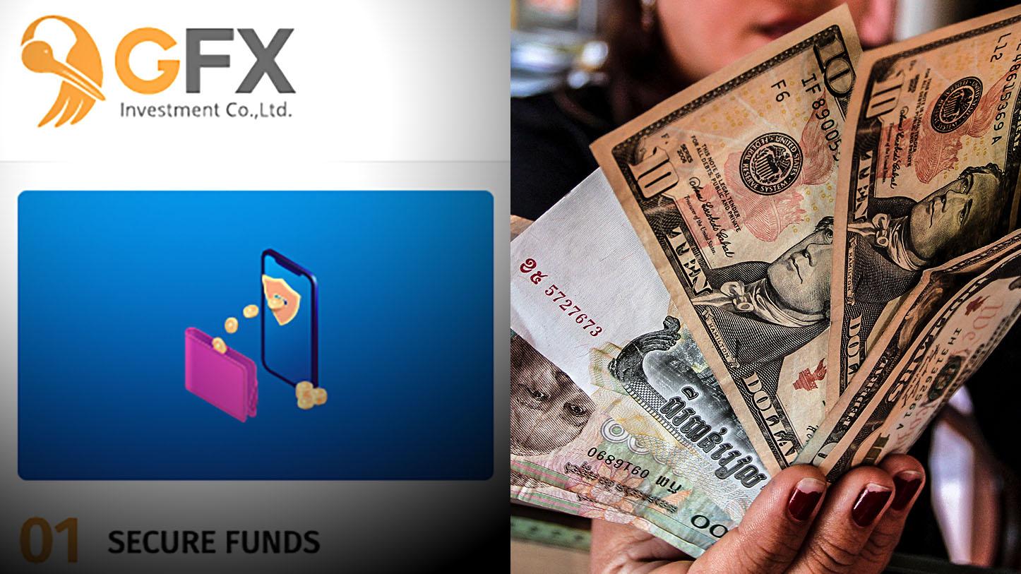 Nhà đầu tư Campuchia như ngồi trên đống lửa khi công ty Forex bỗng dưng tạm ngừng hoạt động - Ảnh 1.