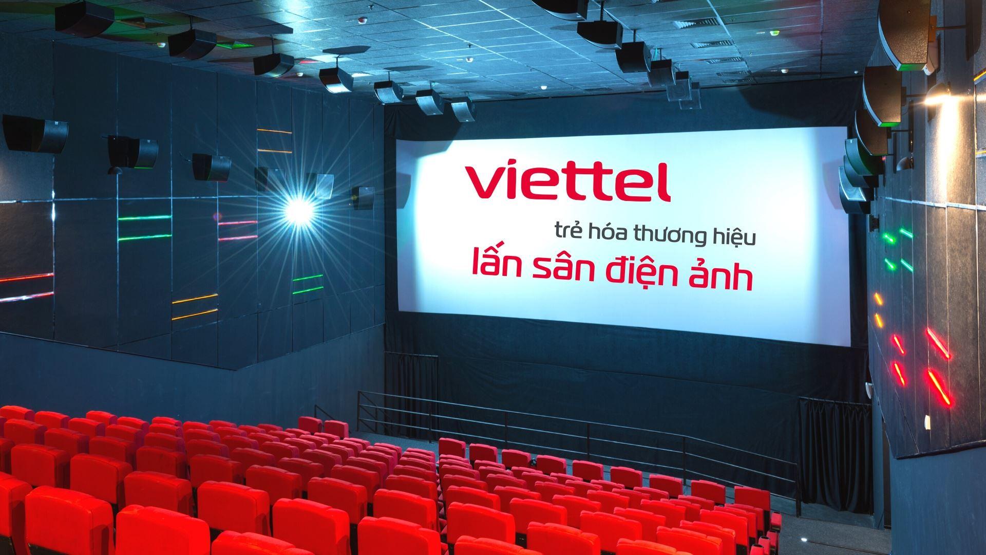 Viettel lấn sân sang lĩnh vực điện ảnh - Ảnh 1.