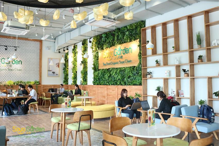 Soya Garden lặng lẽ rời thị trường miền Nam, tập trung phát triển 8 cửa hàng ở Hà Nội - Ảnh 1.