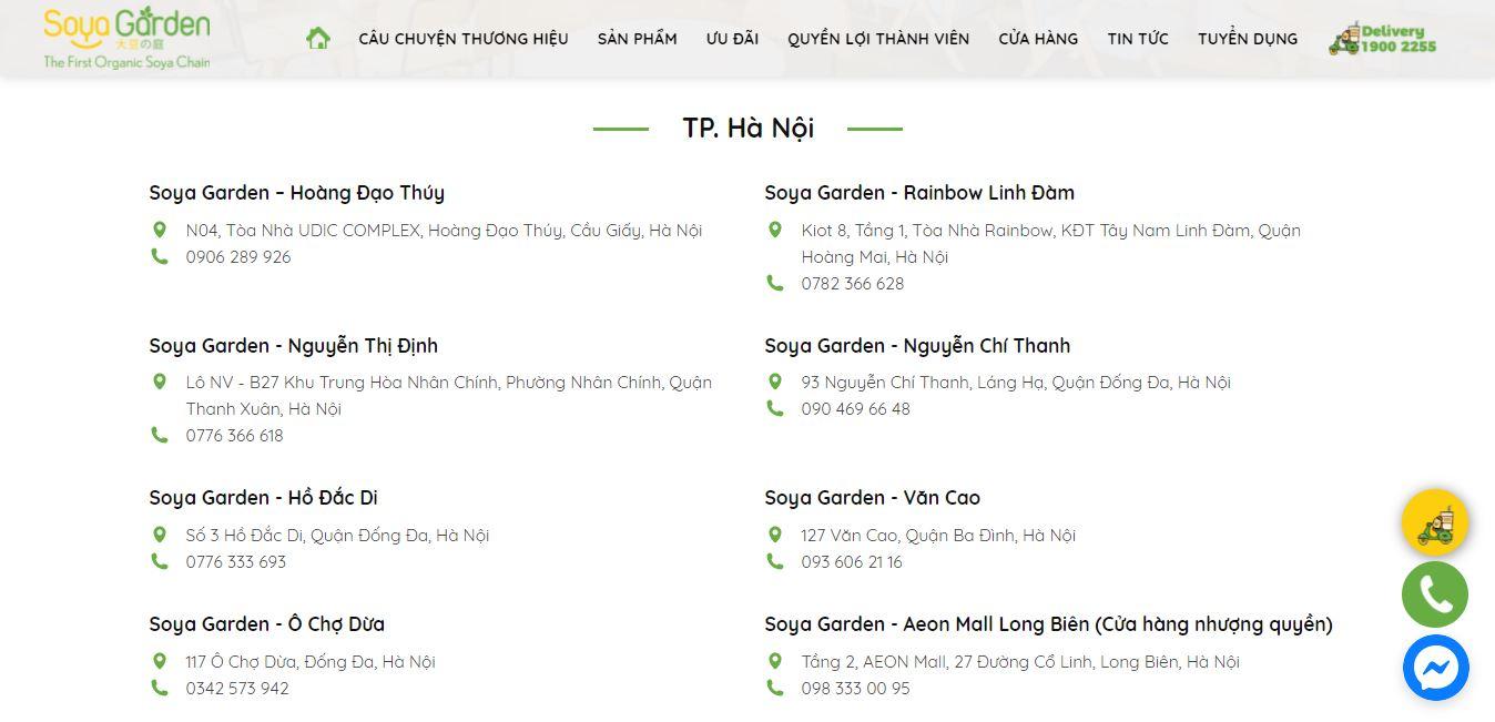 Soya Garden lặng lẽ rời thị trường miền Nam, tập trung phát triển 8 cửa hàng ở Hà Nội - Ảnh 2.
