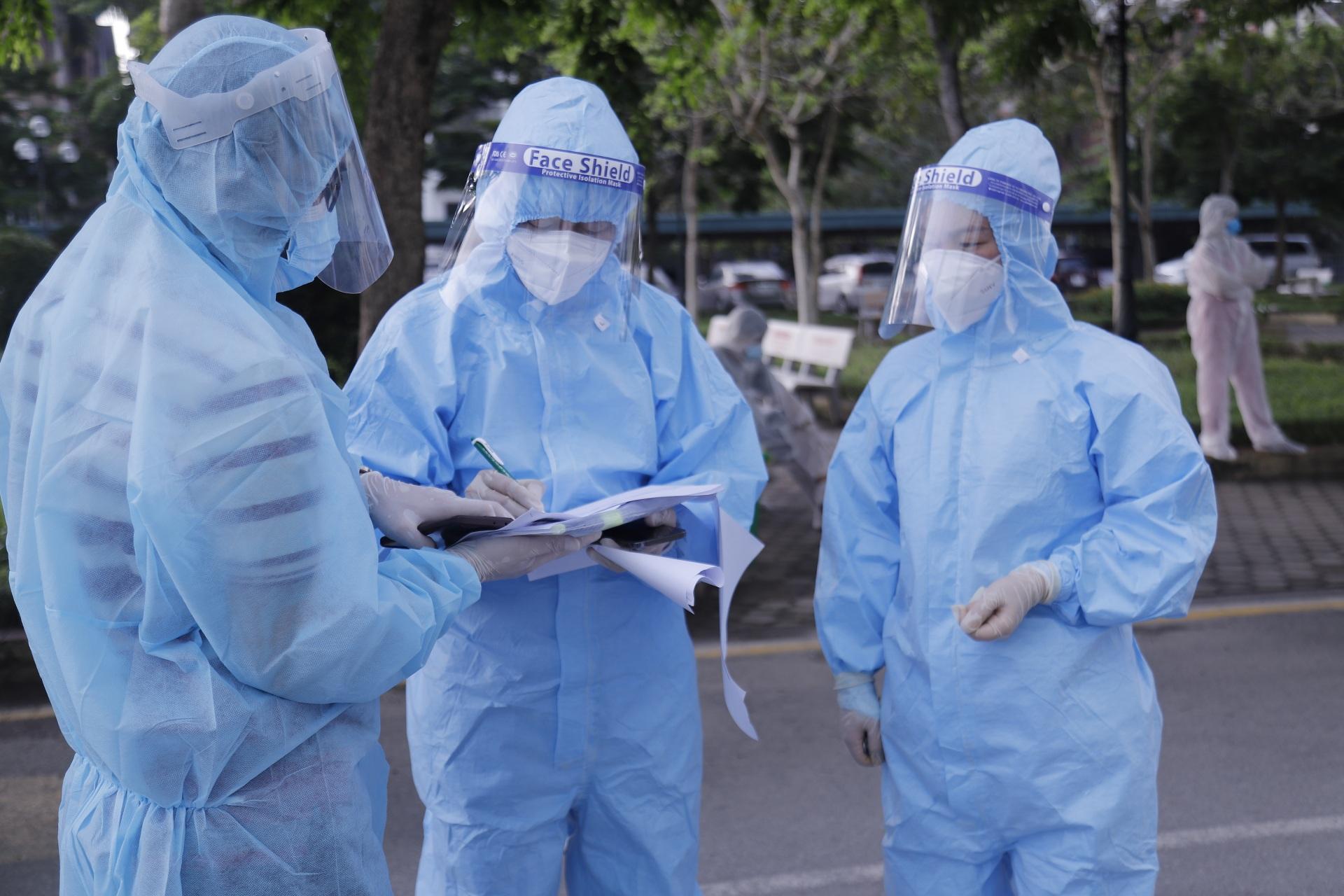 Hà Nội thêm một ca bệnh COVID-19 tại chung cư 187 Nguyễn Lương Bằng - Ảnh 1.