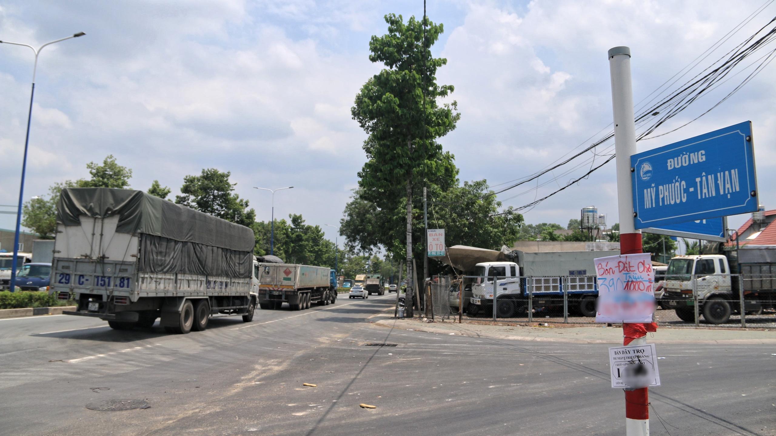 Bình Dương: Cận cảnh tuyến Mỹ Phước - Tân Vạn sắp thông toàn tuyến - Ảnh 1.