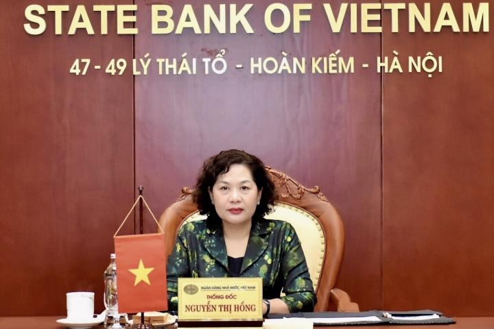 Thống đốc NHNN: Việt Nam có nhiều cơ sở để tiếp tục hút dòng vốn ngoại - Ảnh 1.