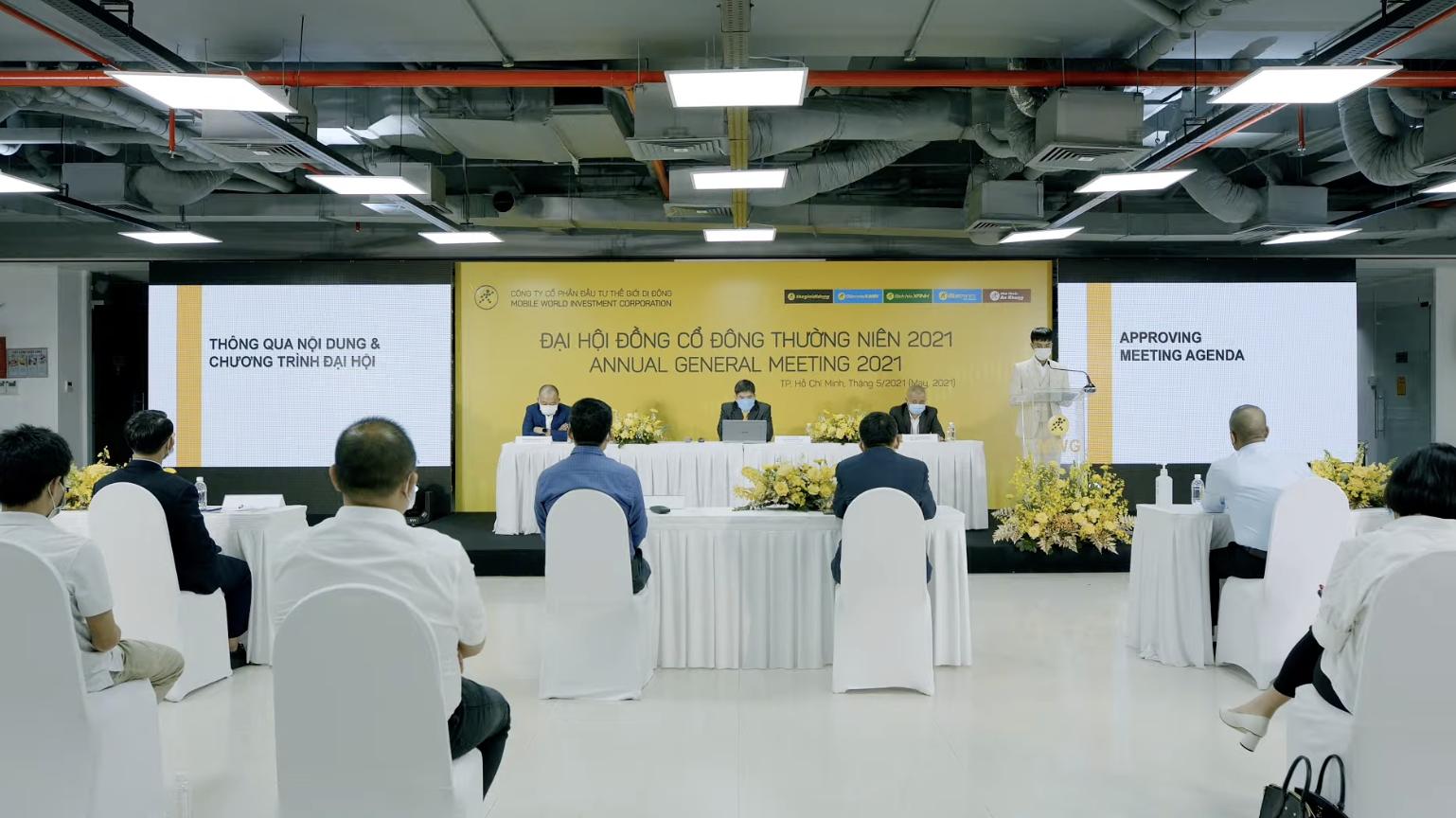 [Live] ĐHĐCĐ MWG: Bách Hoá Xanh mỗi ngày mang về 70 tỷ đồng doanh thu, mục tiêu lấy lại ngành bán lẻ về tay người Việt - Ảnh 1.