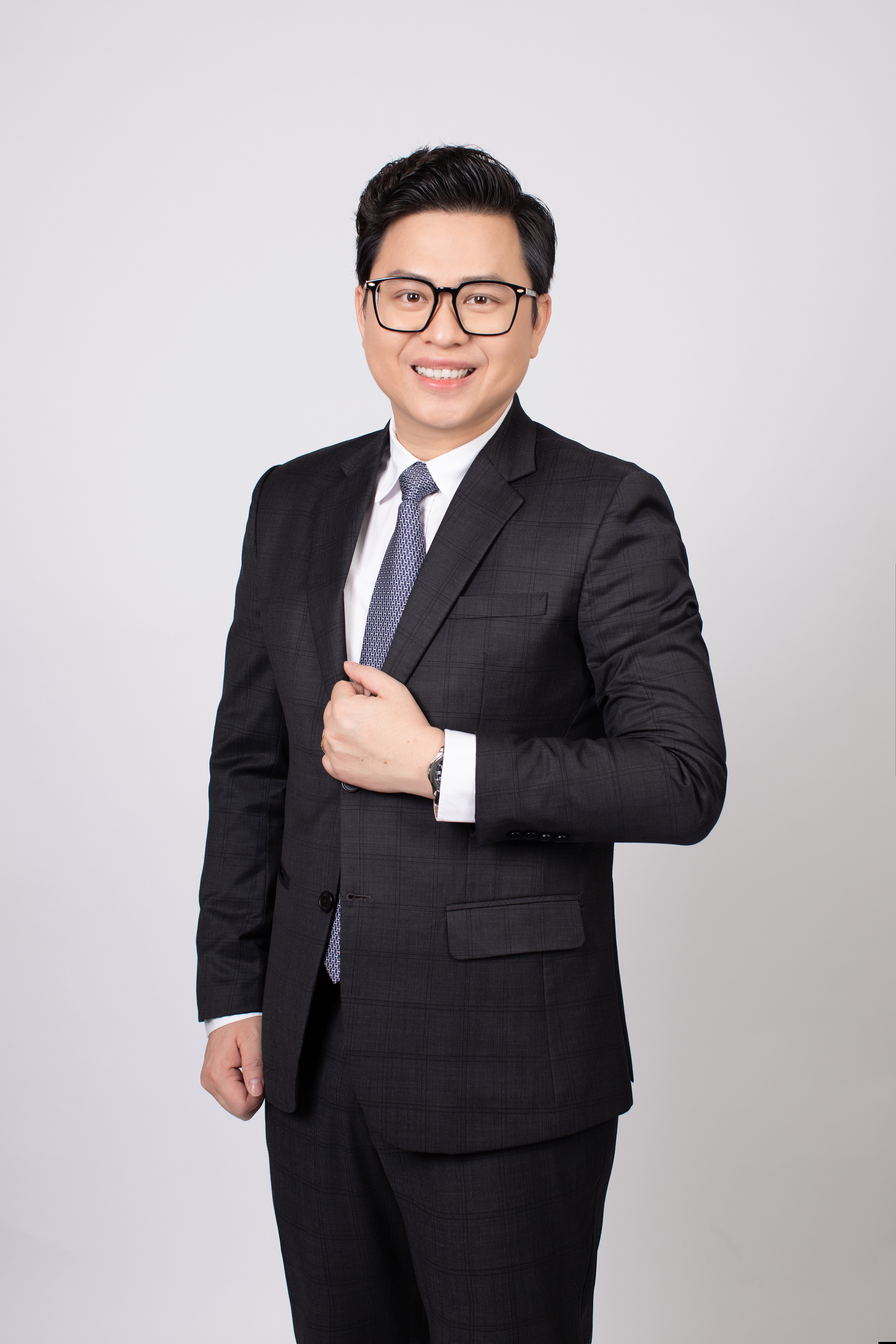 Ông Trương Khánh Hoàng làm quyền Tổng Giám đốc SCB - Ảnh 1.
