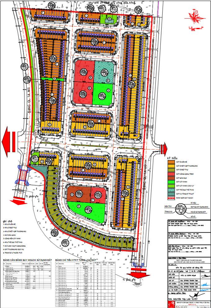 Bình Định tìm chủ cho dự án Khu đô thị mới phía Bắc KDC Phú Mỹ Lộc hơn 610 tỷ đồng - Ảnh 1.