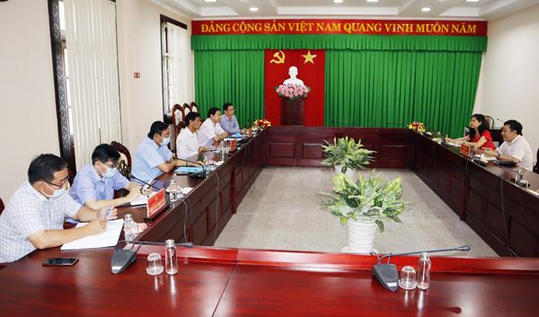 Bamboo Capital muốn đầu tư dự án năng lượng sạch, KĐT, du lịch… tại Sóc Trăng - Ảnh 1.