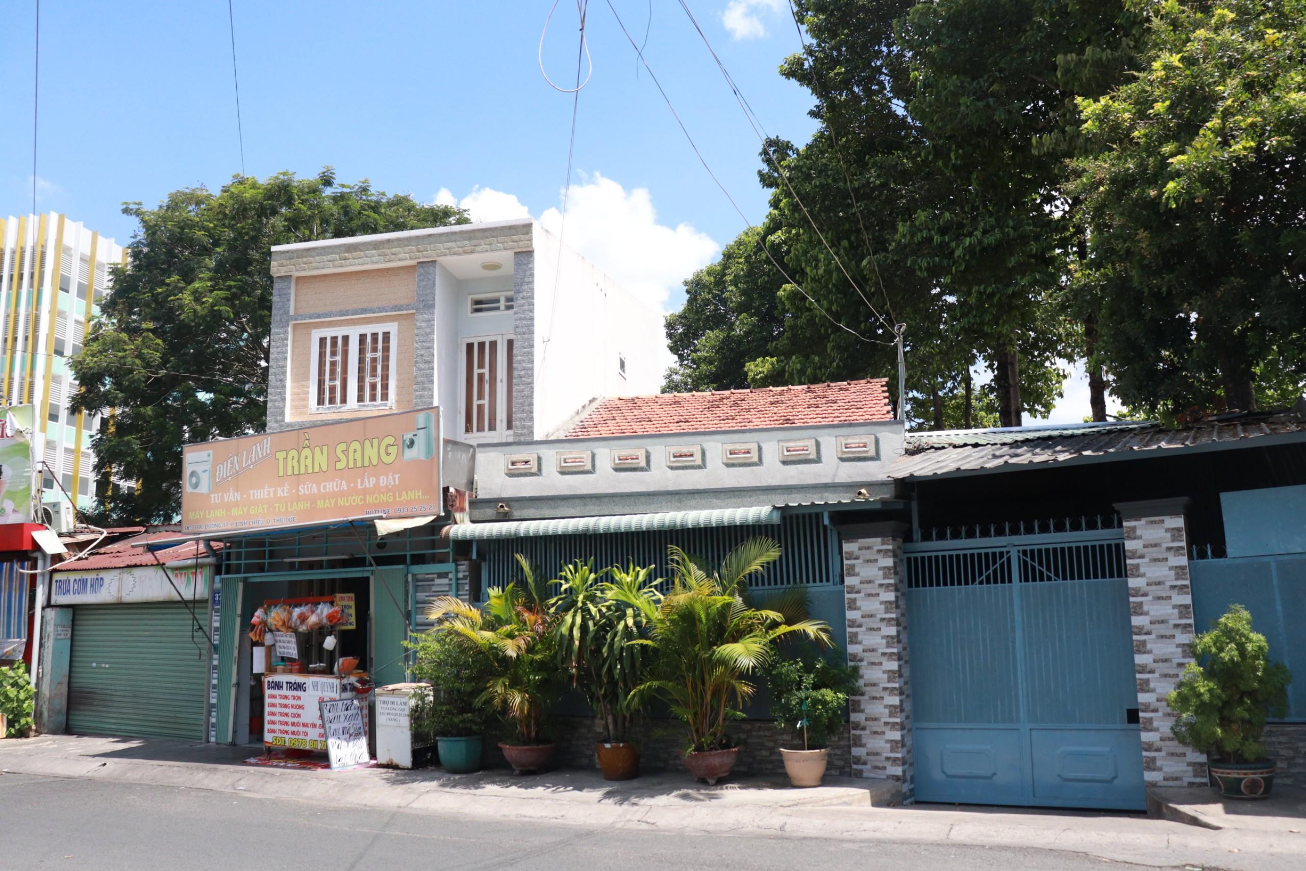 Hai đường sẽ mở theo quy hoạch tại phường Linh Chiểu, TP Thủ Đức - Ảnh 5.