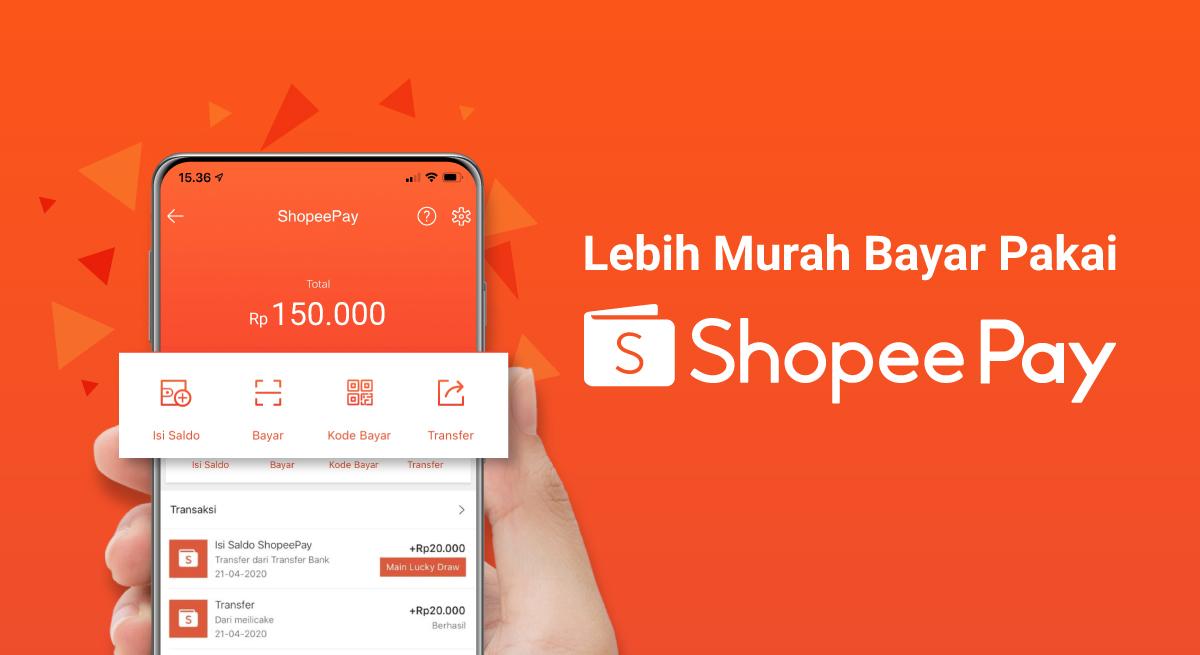 ShopeePay dẫn đầu thị trường ví điện tử Indonesia - Ảnh 1.