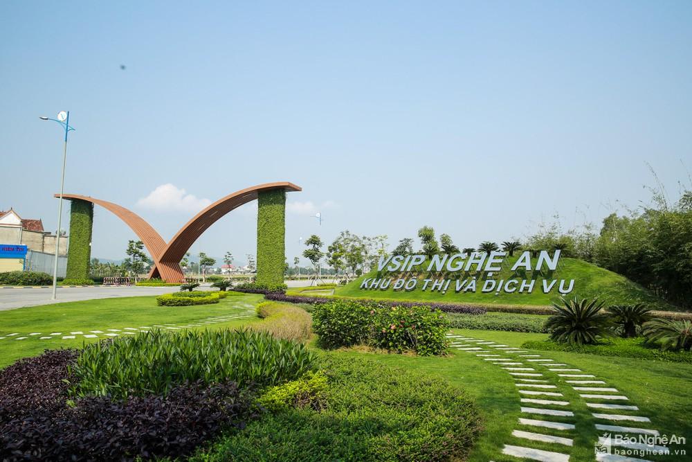 Nghệ An dự kiến nâng tổng diện tích khu kinh tế thành 70.000 ha - Ảnh 1.
