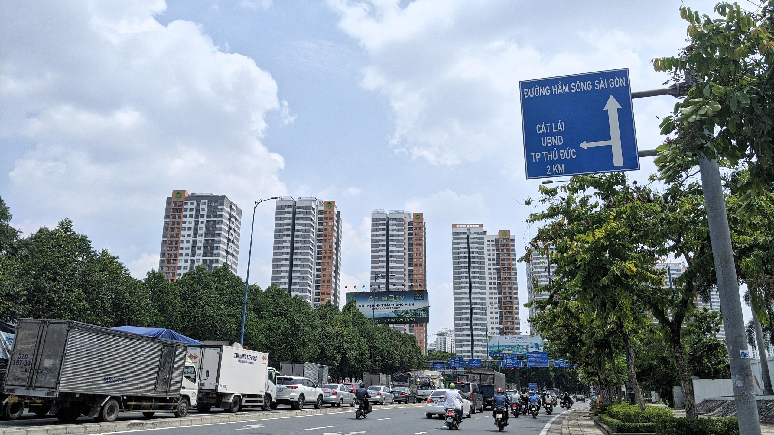 Loạt cao ốc trên Đại lộ Đông - Tây [Phần 2]: Cung đường Mai Chí Thọ - Ảnh 14.